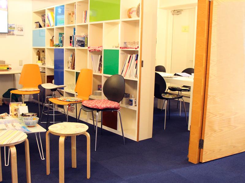 フランス語学校エコールサンパ銀座教室